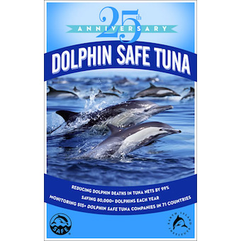 Making Sure Tuna is Dolphin Safe